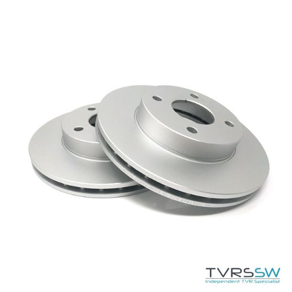 Brake disc front vented 260mm 53mm | J0146A-53